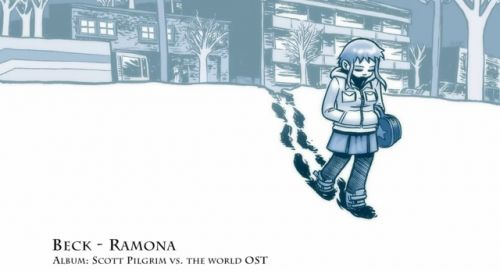 Ramona Flowers OST Scott Pilgrim VS The World