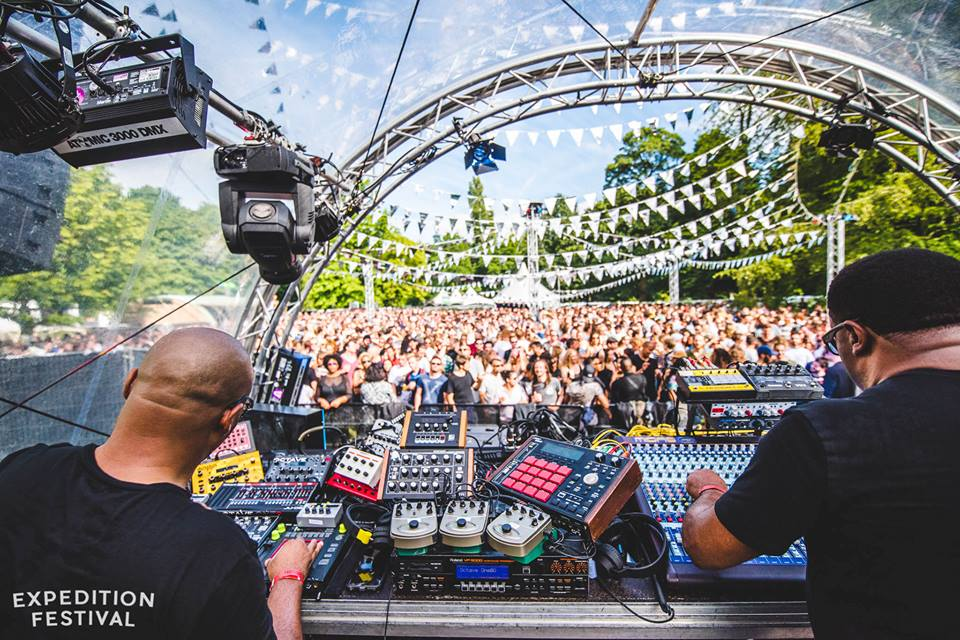 Octave One Expedition Festival Photography: YW Photo